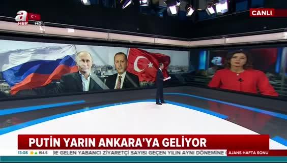 Erdoğan ve Putin zirvesinde neler konuşulacak?