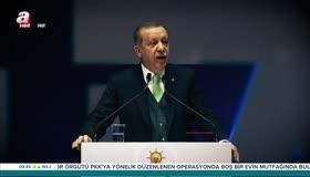 Cumhurbaşkanı Erdoğanın sesinden Kudüs şiiri