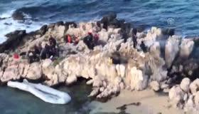 Egede göçmen kurtarma operasyonu