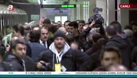 Üsküdar- Ümraniye- Çekmeköy Metro Hattı açıldı