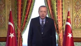 Cumhurbaşkanı Erdoğan, Konyadaki Kudüs mitingine seslendi