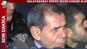 Dursun Özbekten Fatih Terim açıklaması
