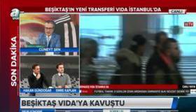 Domagoj Vida İstanbulda!