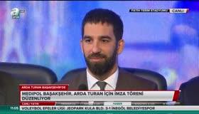 Arda Turandan Galatasaray açıklaması