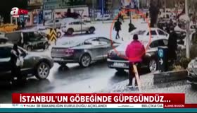 İstanbulda güpegündüz genç kadını işte böyle kaçırdılar
