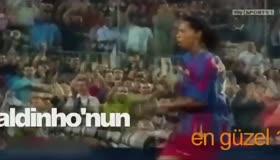 Ronaldinhonun en güzel 10 çalımı