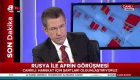 Hükümetten planlanan Afrin operasyonuyla ilgili flaş mesajlar