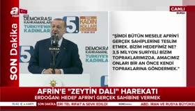 Erdoğandan HDPye çok sert uyarı