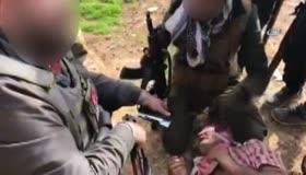 ÖSO, YPG'li teröristleri bir bir teslim alıyor!