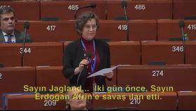 HDPli Filiz Kerestecioğlu, Türkiyeyi Avrupaya şikayet etti