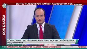 F.Bahçeli yıldız, Trabzon maçında yok!