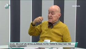 Hıncal Uluç: Ozan Tufanı Galatasaraya alırım