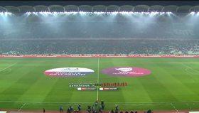 Konyaspor taraftarından muhteşem Afrin koreografisi!