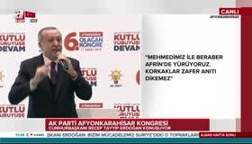 Cumhurbaşkanı Erdoğandan Kızılelma mesajı