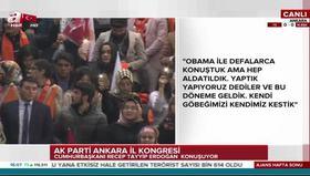 Cumhurbaşkanı Erdoğan: 2 bin kilometrekarelik alanı kontrolümüz altına aldık