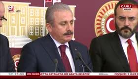 AK Parti ve MHP temsilcilerinden Cumhur ittifakı açıklaması
