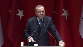 Cumhurbaşkanı Erdoğandan Afrinde yeni strateji mesajı