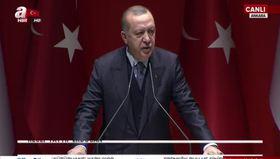 Cumhurbaşkanı Erdoğan, AK Parti Genişletilmiş İl Başkanları Toplantısında konuştu