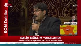 Teröristbaşı Salih Müslim yakalandı! Türkiyeye iade edilecek mi?