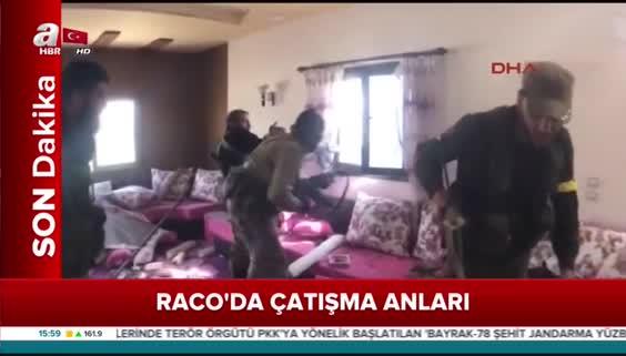 Raco'da sıcak çatışma anları ile ilgili görsel sonucu