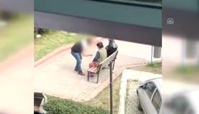 Cezaevinden izinli çıkan kişi annesini darbetti
