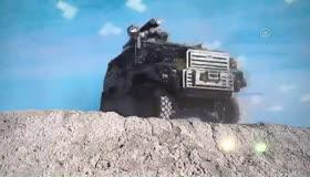 Yeni tank katili testleri başarıyla geçti