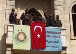 Afrin'in merkezi alındı!