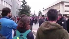 Boğaziçi Üniversitesinde terör propagandası