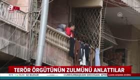 Afrinliler PYD/PKKnın zulmünü anlattı