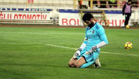 Volkan Demirel inanılmaz bir gol yedi